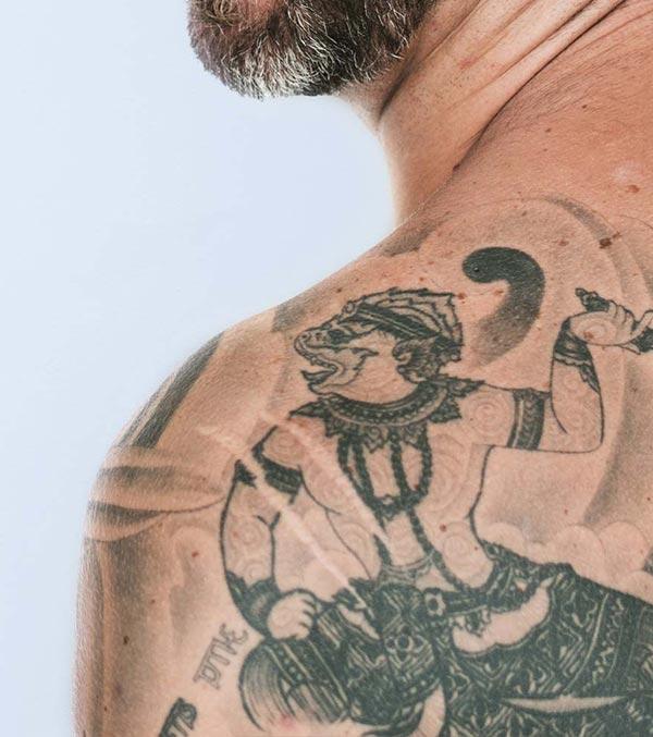 Tatuaggio di rimuovere